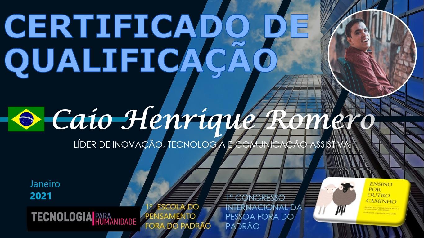 CAIO HENRIQUE ROMERO