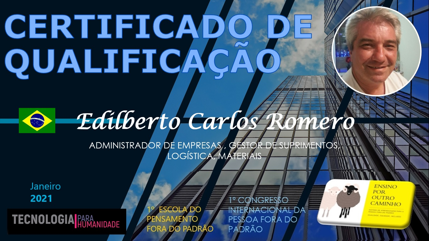 EDILBERTO CARLOS ROMERO
