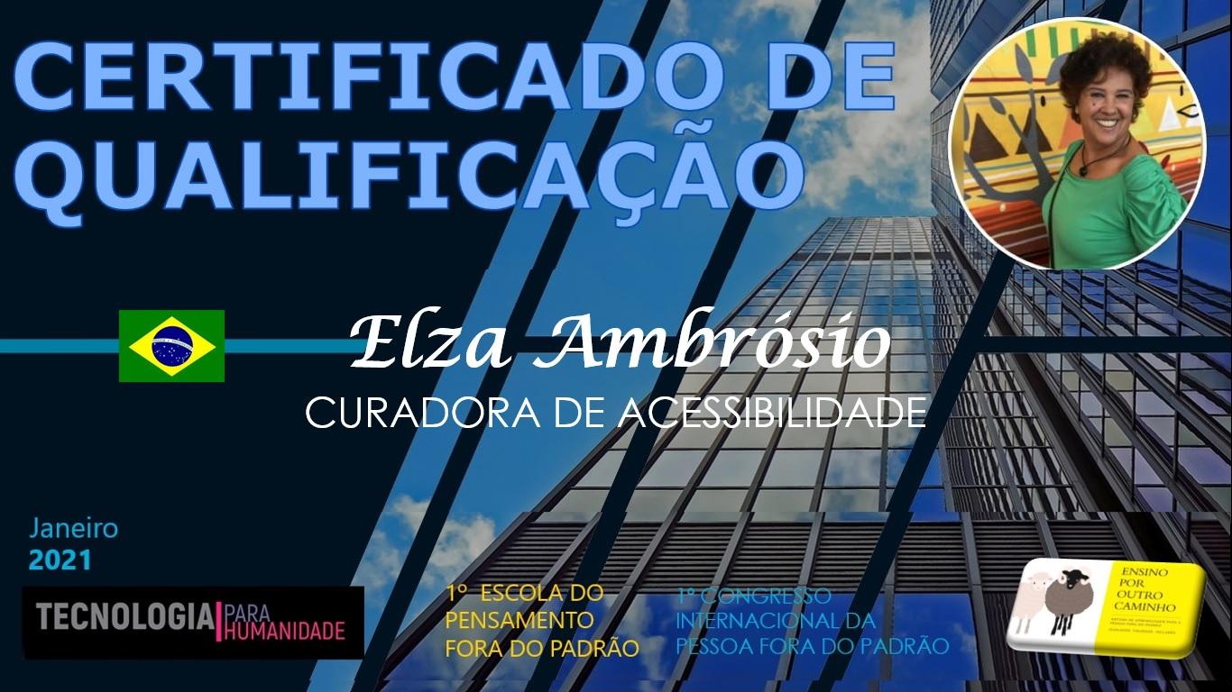 ELZA AMBRÓSIO